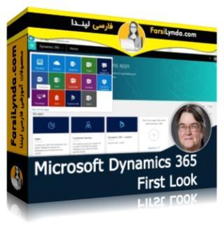 لیندا _ آموزش آغاز کار با Microsoft Dynamics 365 (با زیرنویس)