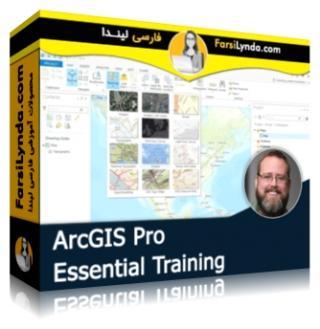 لیندا _ آموزش جامع ArcGIS Pro (با زیرنویس فارسی AI)