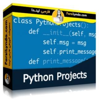 لیندا _ آموزش پروژه های عملی در پایتون (با زیرنویس)
