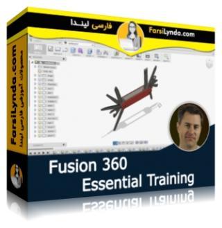 لیندا _ آموزش جامع فیوژن 360 (با زیرنویس فارسی AI)