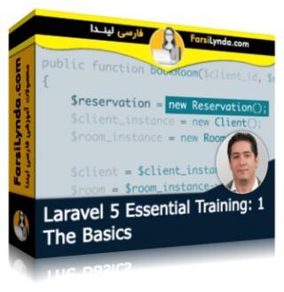 لیندا _ آموزش جامع لاراول 5 (بخش 1): اصول اولیه (با زیرنویس فارسی AI)