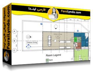 لیندا _ آموزش کسب گواهی معماری رویت تایید شده حرفه ای (با زیرنویس فارسی AI)
