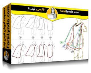 لیندا _ آموزش انیمیت دو بعدی : مو و لباس (با زیرنویس)
