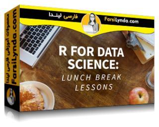 لیندا _ آموزش R برای متخصصین علوم داده : درس های Lunchbreak (با زیرنویس)