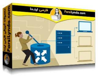 لیندا _ آموزش عملی شبکه سازی نرمافزار (بخش 3): یادگیری Mininet (با زیرنویس فارسی AI)