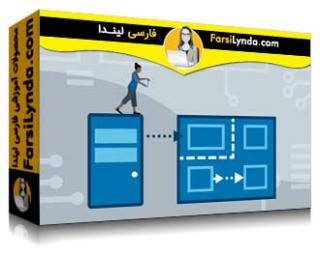 لیندا _ آموزش عملی شبکه سازی نرمافزار (بخش 6): پروتکل OpenFlow (با زیرنویس فارسی AI)