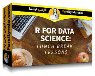 لیندا _ آموزش زبان R برای علوم داده: درس های Lunchbreak (با زیرنویس)