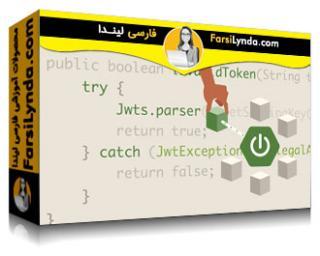 لیندا _ آموزش گسترش، تأمین امنیت و دسترسی به میکروسرویس های اسپرینگ بوت (با زیرنویس فارسی AI)