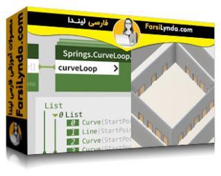 لیندا _ آموزش پیشرفته رویت و دینامو برای طراحی داخلی (با زیرنویس)