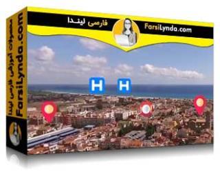 لیندا _ آموزش یونیتی: ادغام GPS و نقاط مورد علاقه (با زیرنویس فارسی AI)