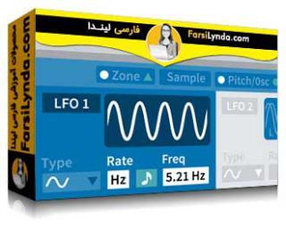 لیندا _ آموزش ساخت موسیقی با پلاگینها و ابزارهای Ableton Live (با زیرنویس فارسی AI)