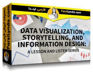 لیندا _ آموزش بررسی مضامین اصلی در تجسم دادهها: یک درس و مصاحبه (با زیرنویس فارسی AI)